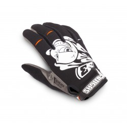 Fujigas Replica Black Gloves