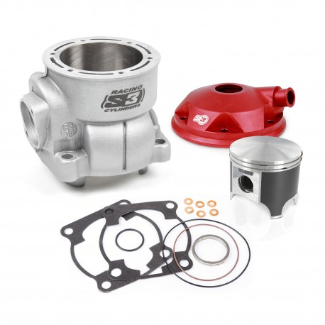 Kit Cylinder + Piston + Gaskets + Head Cover Gas Gas TR 225cc