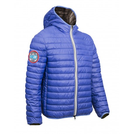 S3 Iceberg Jacket Blue Electric