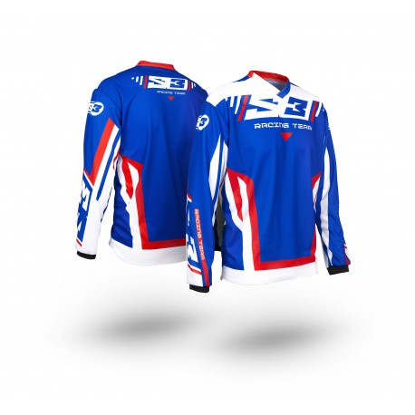 Camiseta S3 RACING TEAM Pilot Trial