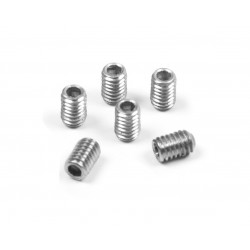 Set of Bolts for Hard Rock Footrests