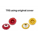 TRS Inserts using original head cover