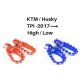 KTM / Husky Enduro footrests