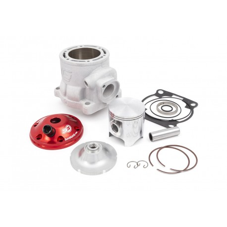 Kit Gas Gas TR 225cc Cylinder + Piston + Insert + Head Cover + Gaskets. *NET PRICE.