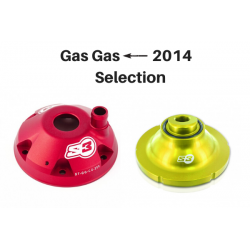 Gas Gas TXT until 2014 Head cover cilindrer + Inserts