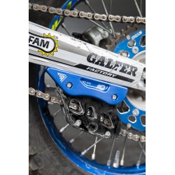 Swing-Arm Chain Guide Saver