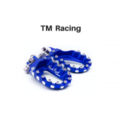 TM Racing Footrests