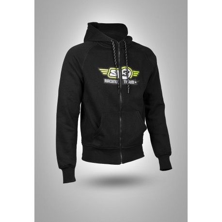 """S3 """"Off Road"""" Red Hoody"""