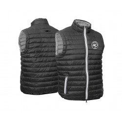 S3 Black Sleeveless Gilet / Net Price
