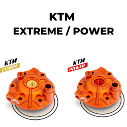 KTM Enduro cylinder head kit