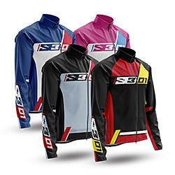 Trial Jacket Thermo Collection 01